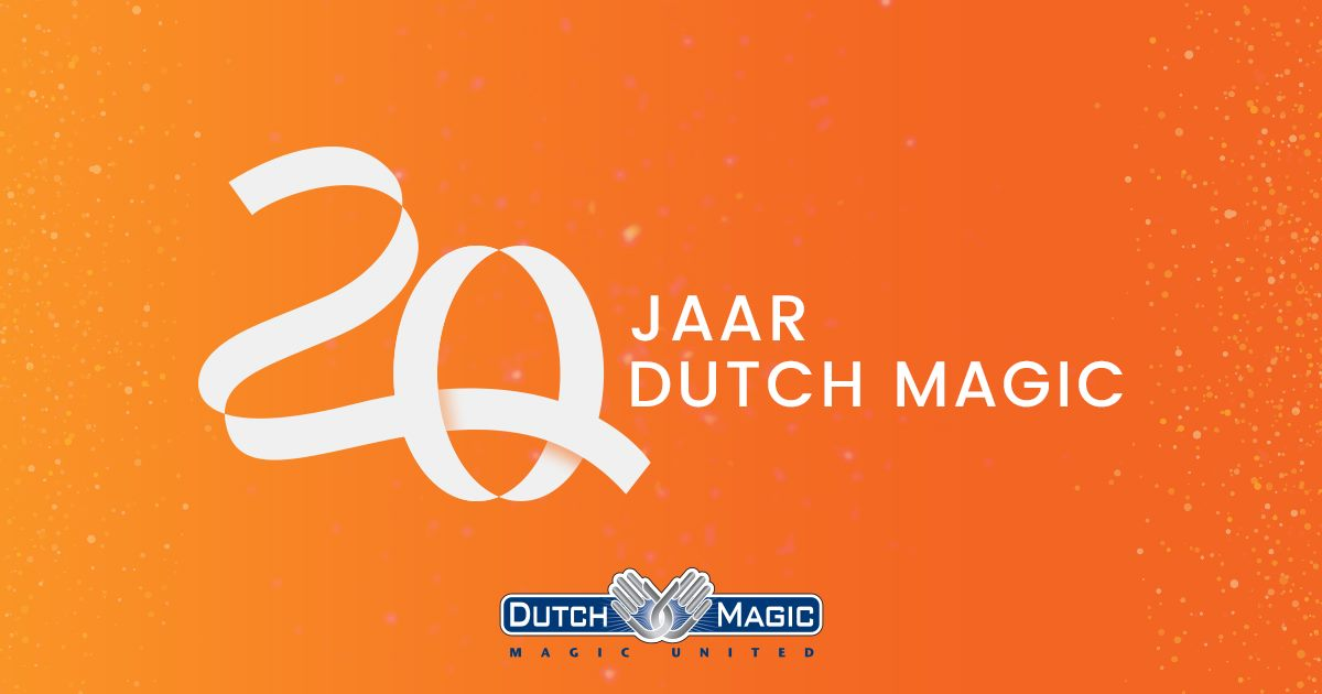 20 jaar Dutch Magic