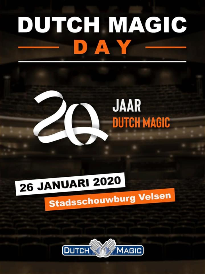 Dutch Magic Day