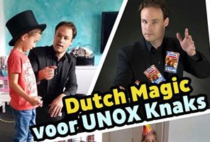Dutch Magic voor Unox Knaks
