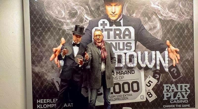 Casino Goochelaar Heerlen