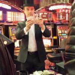 kaart goochelaar