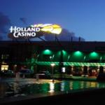 goochelaar bij Holland Casino