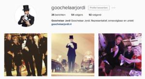 goochelaar op instagram