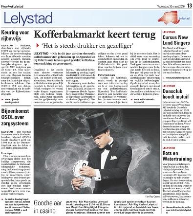 goochelaar Jordi in Lelystad
