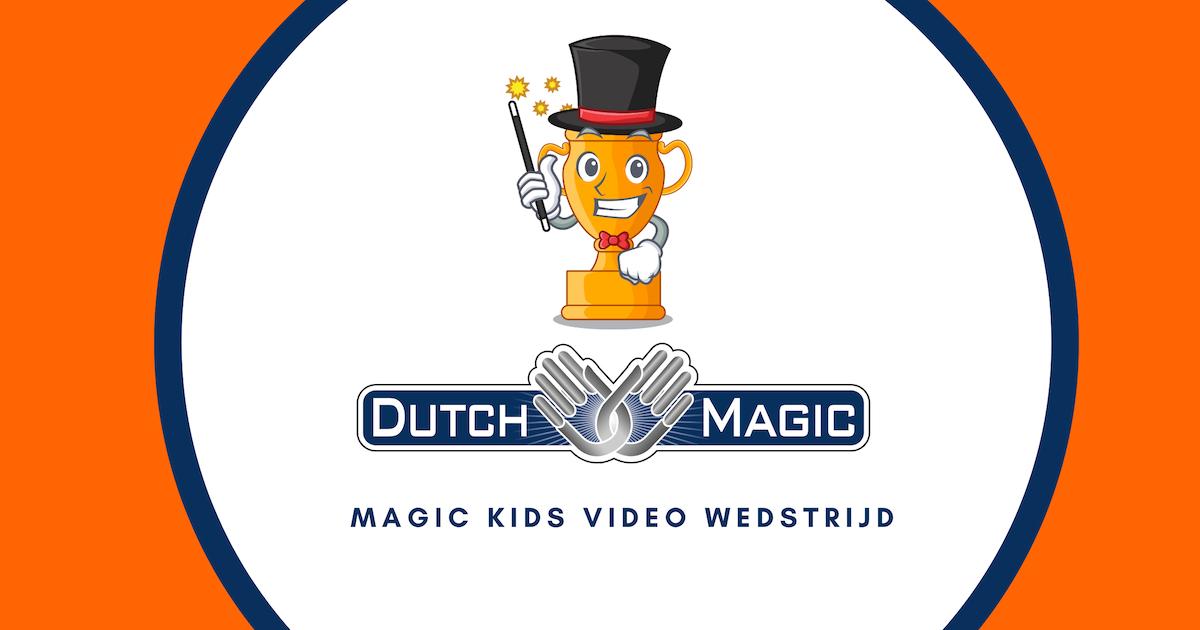 Magic Kids Video Wedstrijd