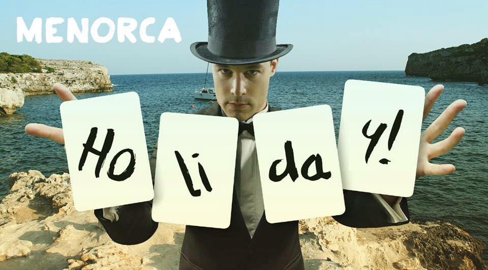 goochelaar Menorca