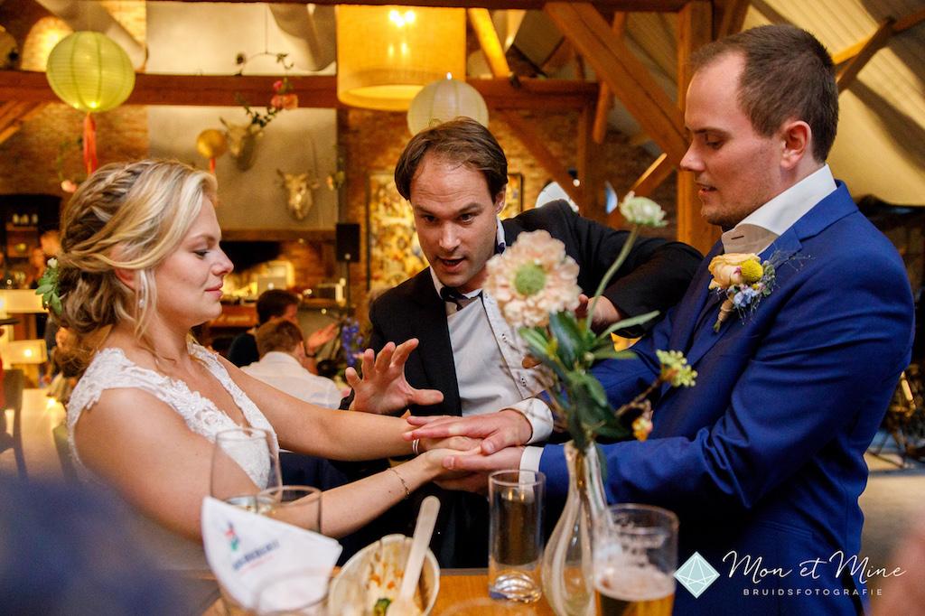 goochelaar bruiloft