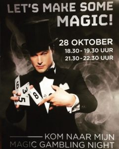 Magic Night Oktober