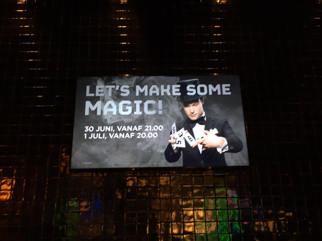 Optredens Casino Halfweg