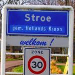 goochelaar in Stroe