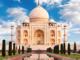 Goochelaar in de Taj Mahal