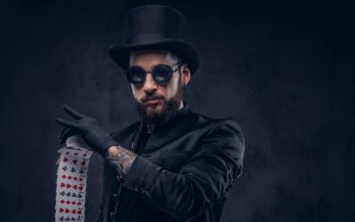 Goochelaars met een beperking
