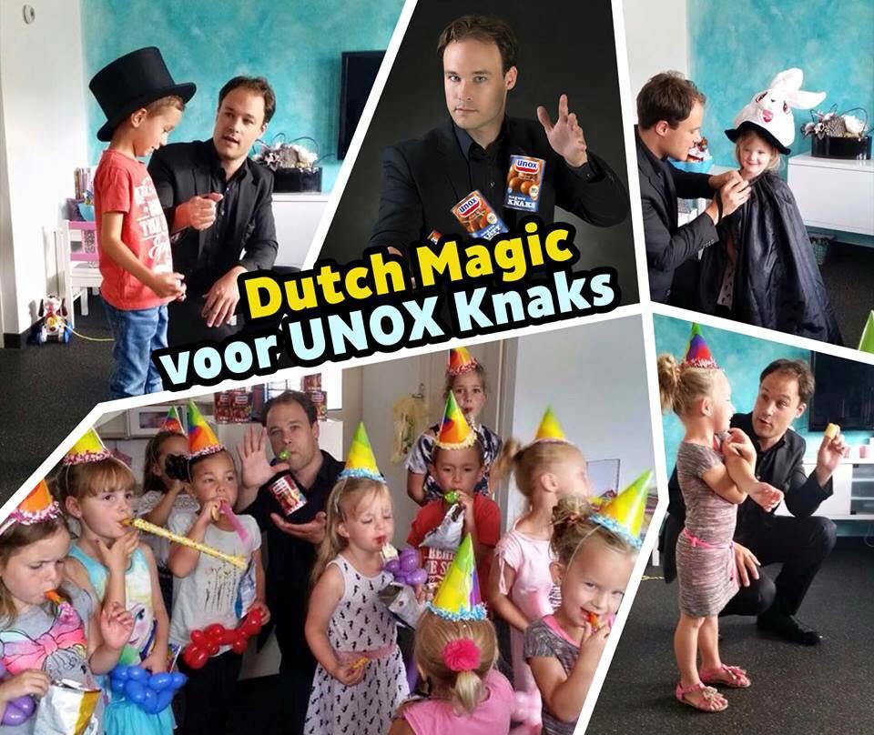 Unox Kindershow