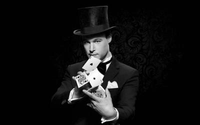 Boek een goochelaar