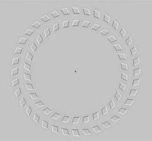 draai illusie