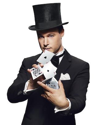 goochelaar gezocht