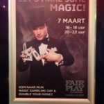 goochelaar Fair Play Casino