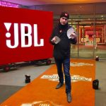 goochelaar voor JBL