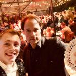 goochelaars Dennis en Jordi