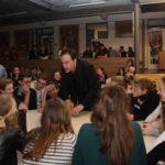 tafelgoochelen op school