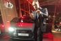tafelgoochelaar voor Audi