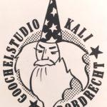 logo van goochelstudio Kali