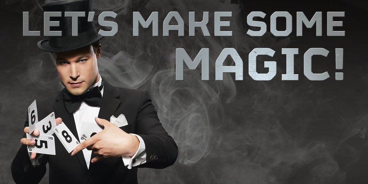 magic gambling
