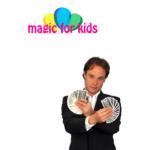 afbeelding van de site magicforkids.nl