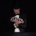 goochelaar manipulatie