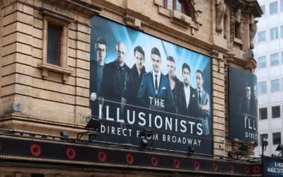 De 5 beste illusionisten ter wereld
