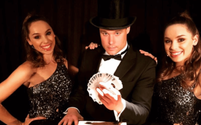 15 meest bijzondere magic shows
