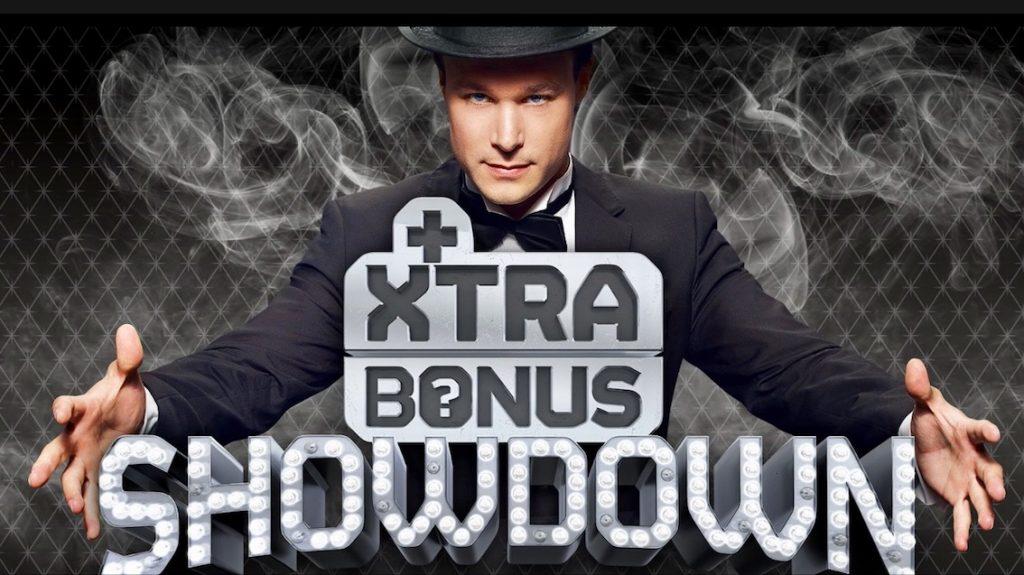 xtra bonus showdown